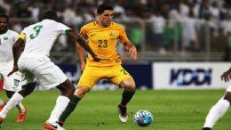 Saudi Arabia v Australia - 2018 FIFA World Cup Qualifier