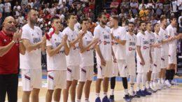 Srbija kosarka