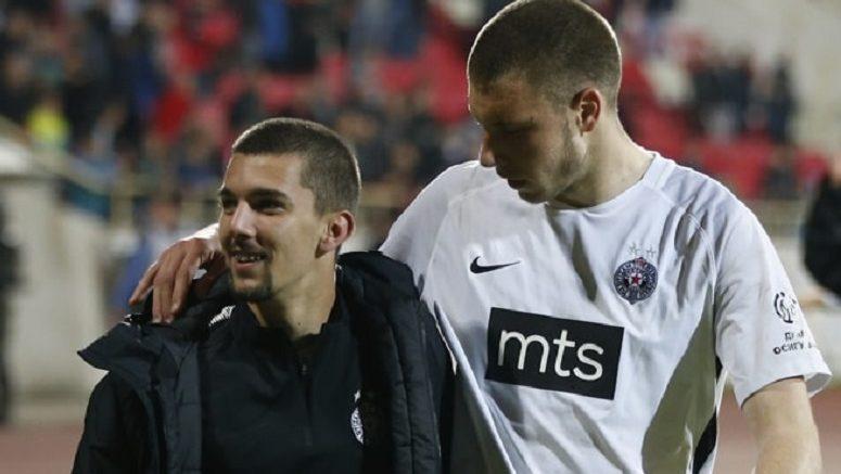 Strahinja Pavlović i Lazar Pavlović