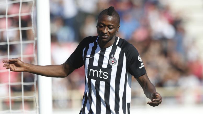 FOTO; FK Partizan