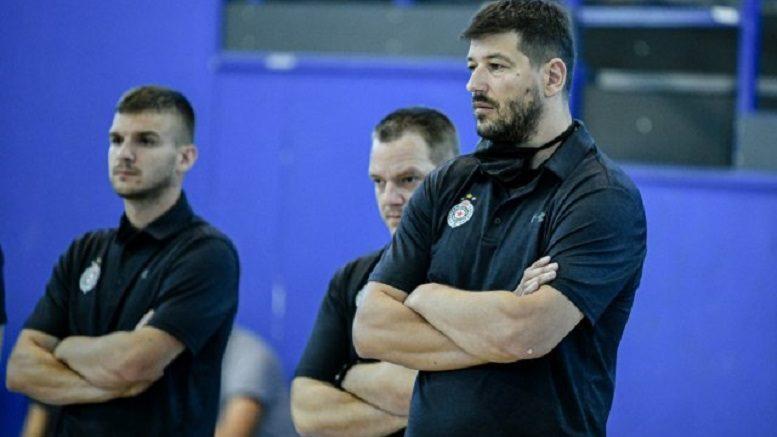 Vlado Šćepanović-Partizan-KK Partizan