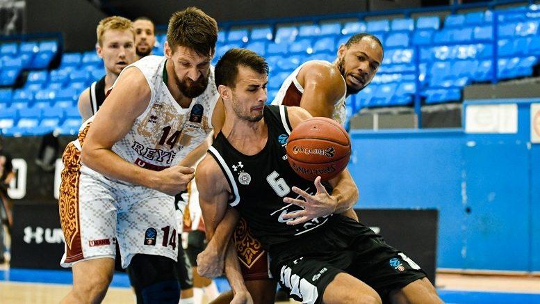 Nemanja Dangubic-Partizan-Gašper Vidmar-Venecija-Evrokup