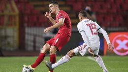 Nikola Milenković-Srbija-Mađarska-FSS-Marakana-Liga nacija