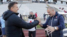 Aleksandar Stanojević-Dejan Stanković-Večiti derbi-Partizan-Crvena zvezda
