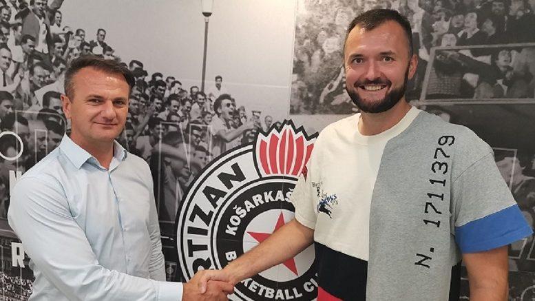 Ostoja Mijailović-Milan Mačvan-Partizan