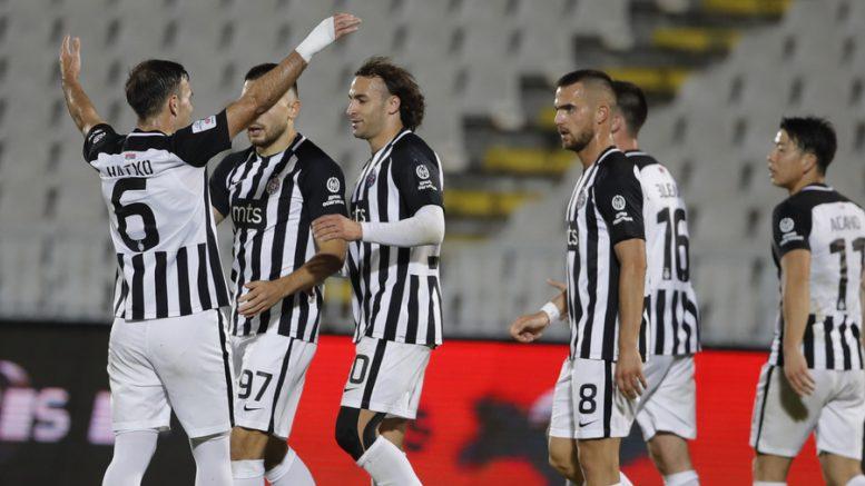 Partizan-Mačva-Superliga Srbije