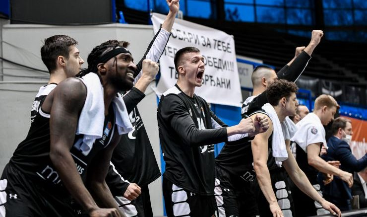 KK Partizan-Partizan-ABA liga
